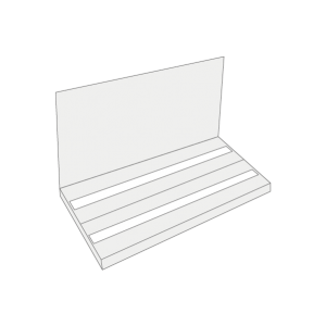 Regular Size Booklet With Double Paper Slots