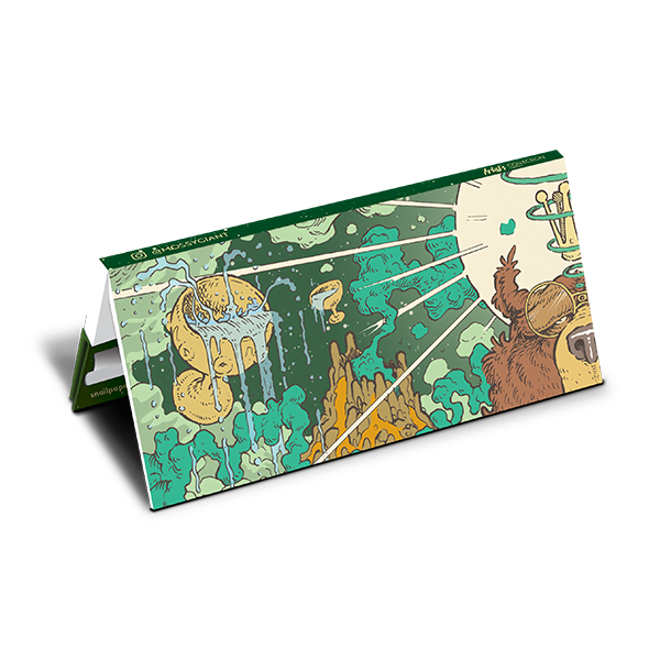 Rolling Paper Collection King Size Magnetic