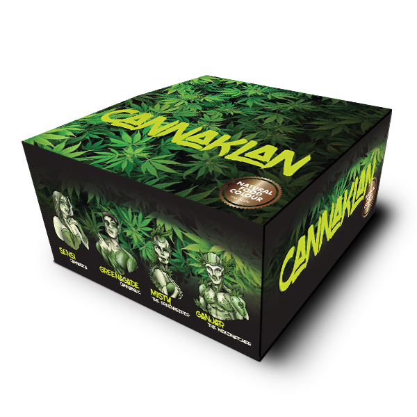 Rolling Paper Collection King Size Magnetic Box